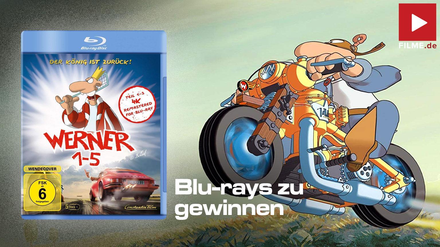 Gewinnspiel Werner Beinhard 1-5 box Artikelbild