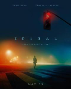 SAW Spiral kino plakat Film 2020 Horror