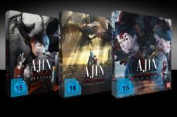 Ajin Collision Ajin Clash Blu-ray DVD Steelbook Film 2020 shop kaufen Artiekelbild