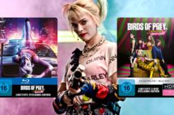 Harley Quinn Birds of Prey Artikelbild Steelbook Verkauf shop