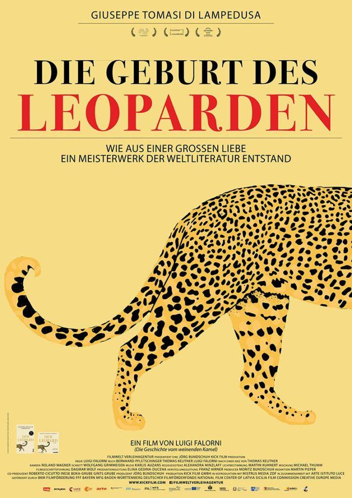 DIE GEBURT DES LEOPARDEN 2019 Film kaufen Shop