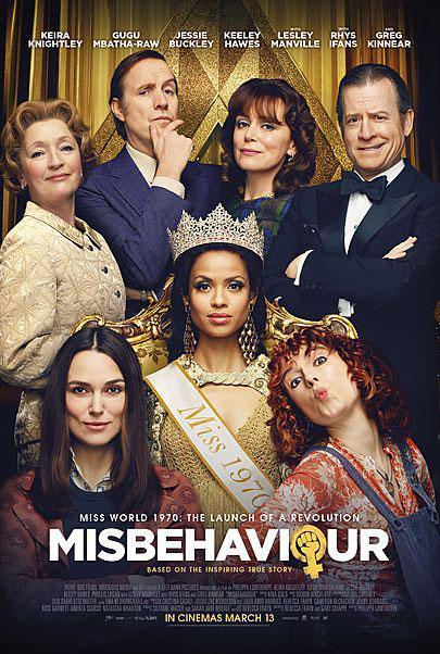 Die Misswahl Der Beginn einer revolution Kino Plakat Film 2020