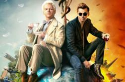Good Omens Mini Serie Blu-ray Cover shop kaufen Artikelbild