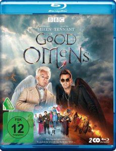 Good Omens Mini Serie Blu-ray Cover shop kaufen