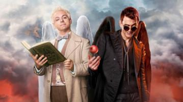 Good Omens - Miniserie 2018 2019 Film kaufen Shop