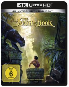 The Jungle Book 2016 Film Shop kaufen 4K UHD
