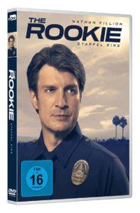 The Rookie 2018 Serie Film Shop kaufen