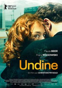 UNDINE Film 2020 Kino Plakat