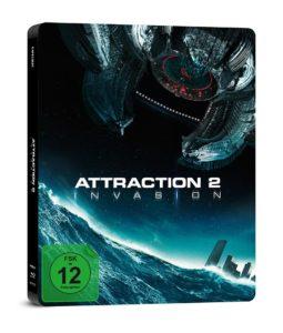 Attraction 2 - Invasion 2019 Film Kritik News Review kaufen Shop