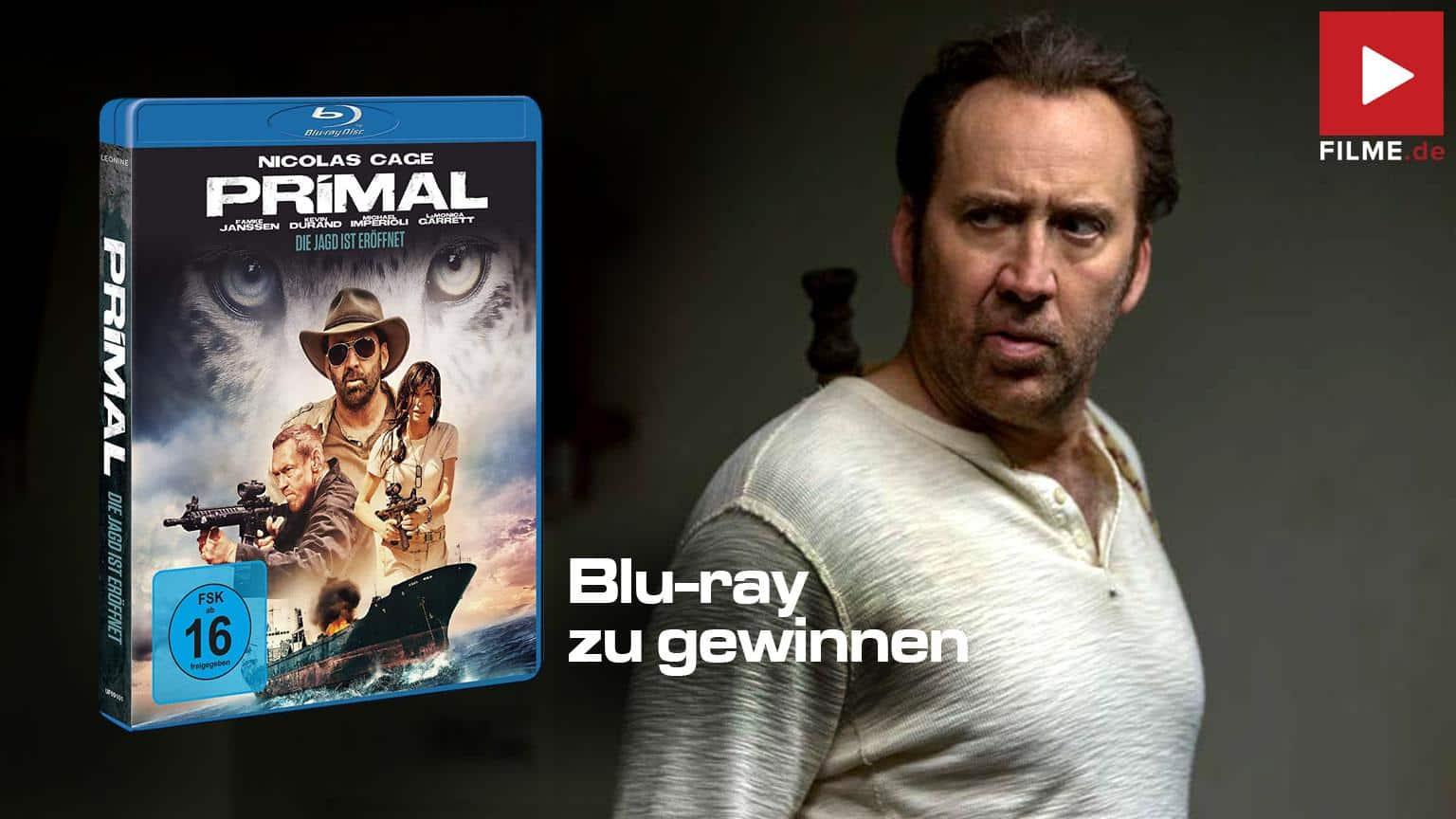 Primal Die Jagt ist eröffnet Film 2020 Gewinnspiel Artikelbild
