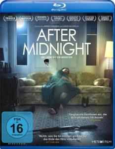 After Midnight Die Liebe ist ein Monster Blu-ray Cover shop kaufen