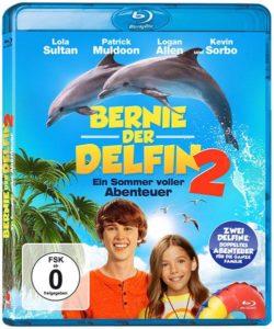 BERNIE, DER DELFIN 2 - EIN SOMMER VOLLER ABENTEUER Blu-ray Cover shop kaufen