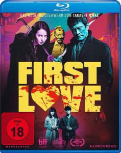 First Love Film 2020 Blu-ray Cover shop kaufen