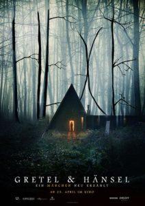 Gretel & Hänsel Film 2020 Horror Fantasy Kino Plakat