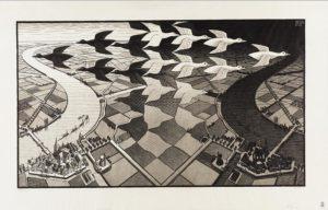 M. C. Escher - Reise in die Unendlichkeit 2018 News Kritik Review Film Shop Kaufen