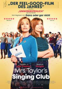 MRS. TAYLOR'S SINGING CLUB 2020 Film Kino Kritik News Kaufen Shop