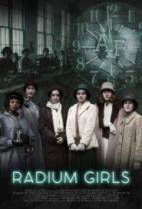 Radium Girls Film 2020 Kino Plakat