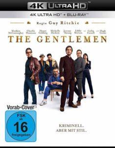 The Gentlemen 4K Ultra HD Blu-ray Cover shop kaufen