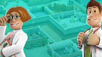 Two Point Hospital - PS4 Review Kritik 2019 Spiel kaufen Shop