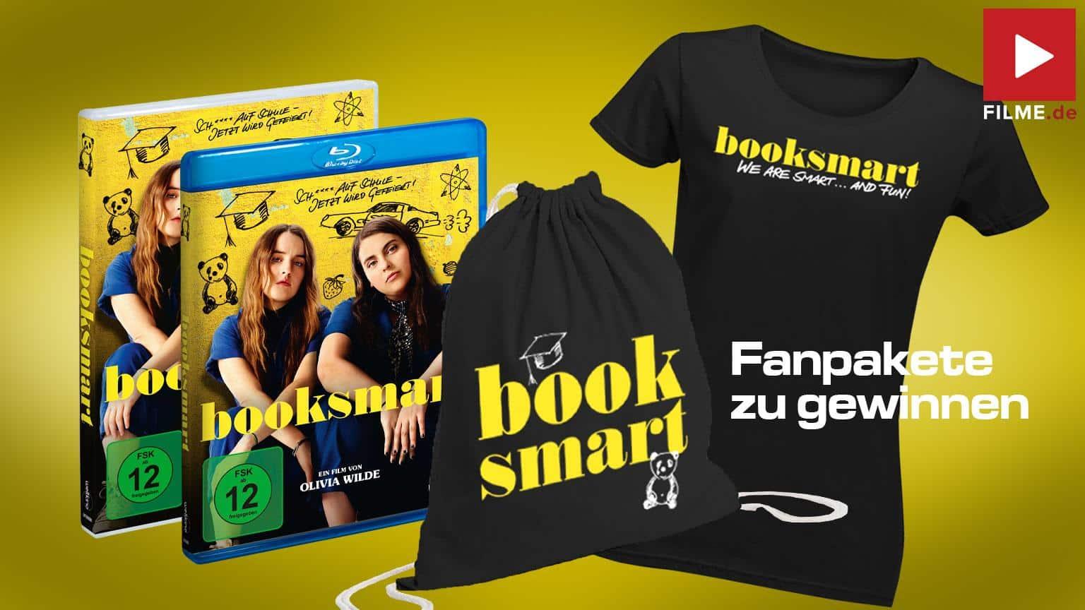 Booksmart Gewinnspiel Artikelbild