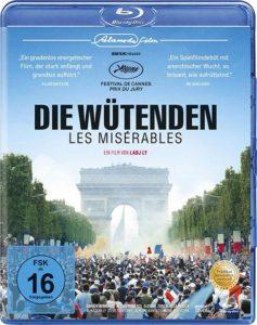 Die Wütenden - Les Misérables [Blu-ray] Cover shop kaufen