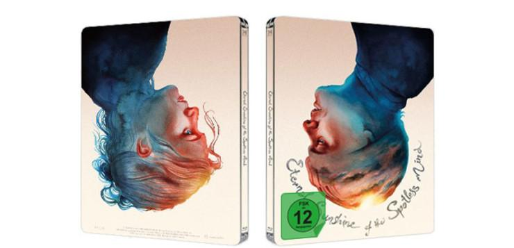 Eternal Sunshine of the Spotless Mind - Vergiss mein nicht! - Steelbook - Limited Edition [Blu-ray] shop kaufen Artikelbild Film 2004