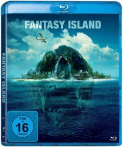 Blumhouse's Fantasy Island Blu-ray Cover Film 2020 shop kaufen