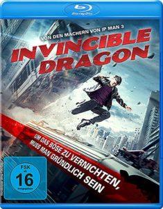 Invincible Dragon (Blu-ray) Film 2020 Cover shop kaufen