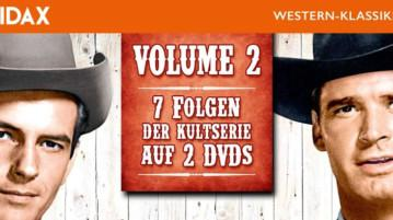 Maverick Vol. 2 1962 Serie Film Kritik News Review Kaufen Shop