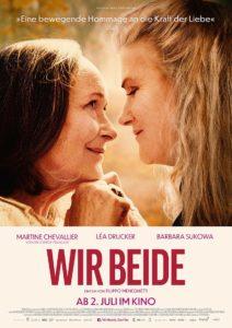 WIR BEIDE Deux 2020 Film Kino Kritik News Kaufen Shop