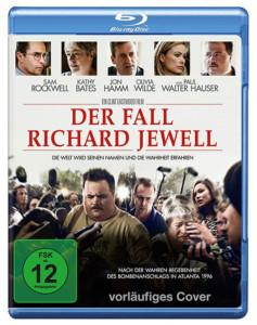 Der Fall Richard Jewell [Blu-ray] Cover shop kaufen Film 2020