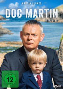 Doc Martin - Staffel 9 [2 DVDs] TV-Serie 2020 Cover shop kaufen