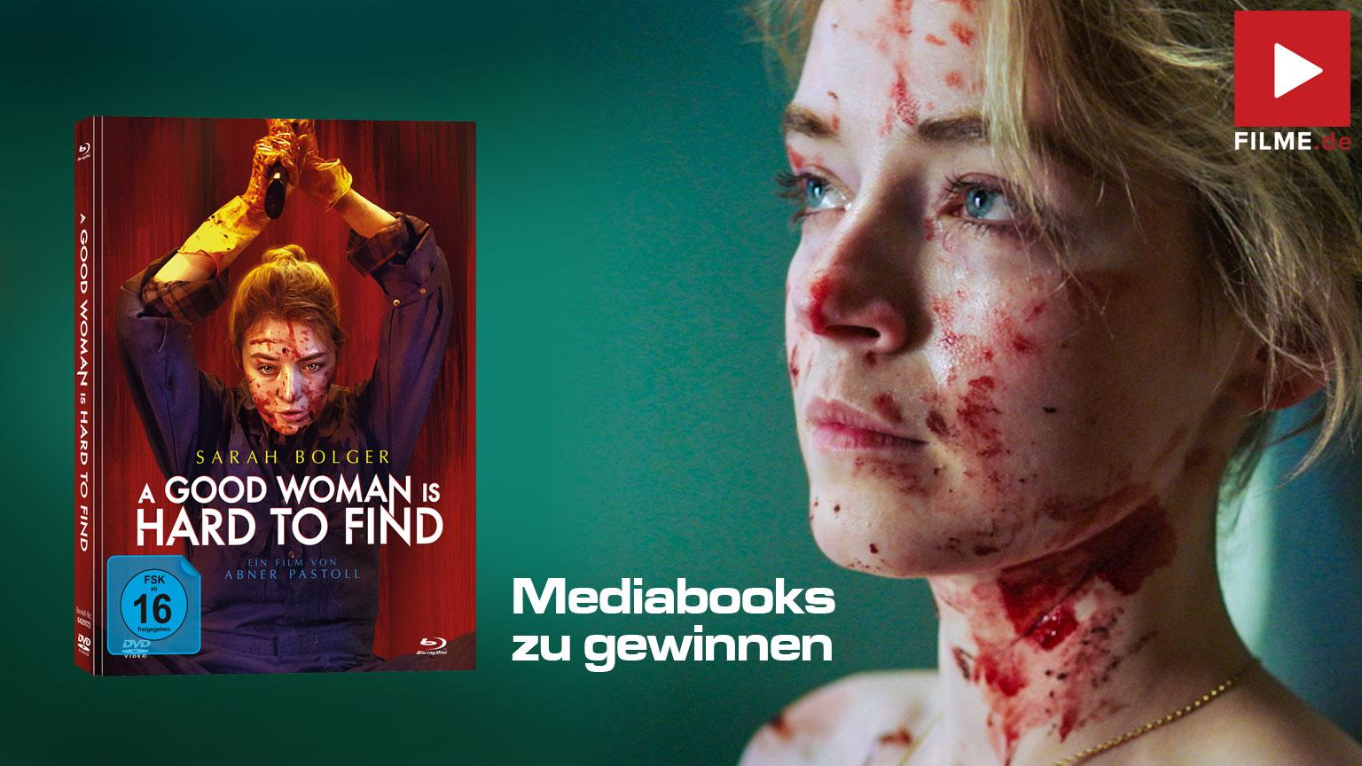 A Good Woman is hard to find Gewinnspiel gewinnen Artikelbild Mediabook