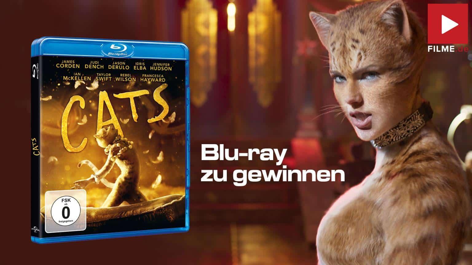 Cats Gewinnspiel gewinnen Film 2019 Artikelbild shop kaufen