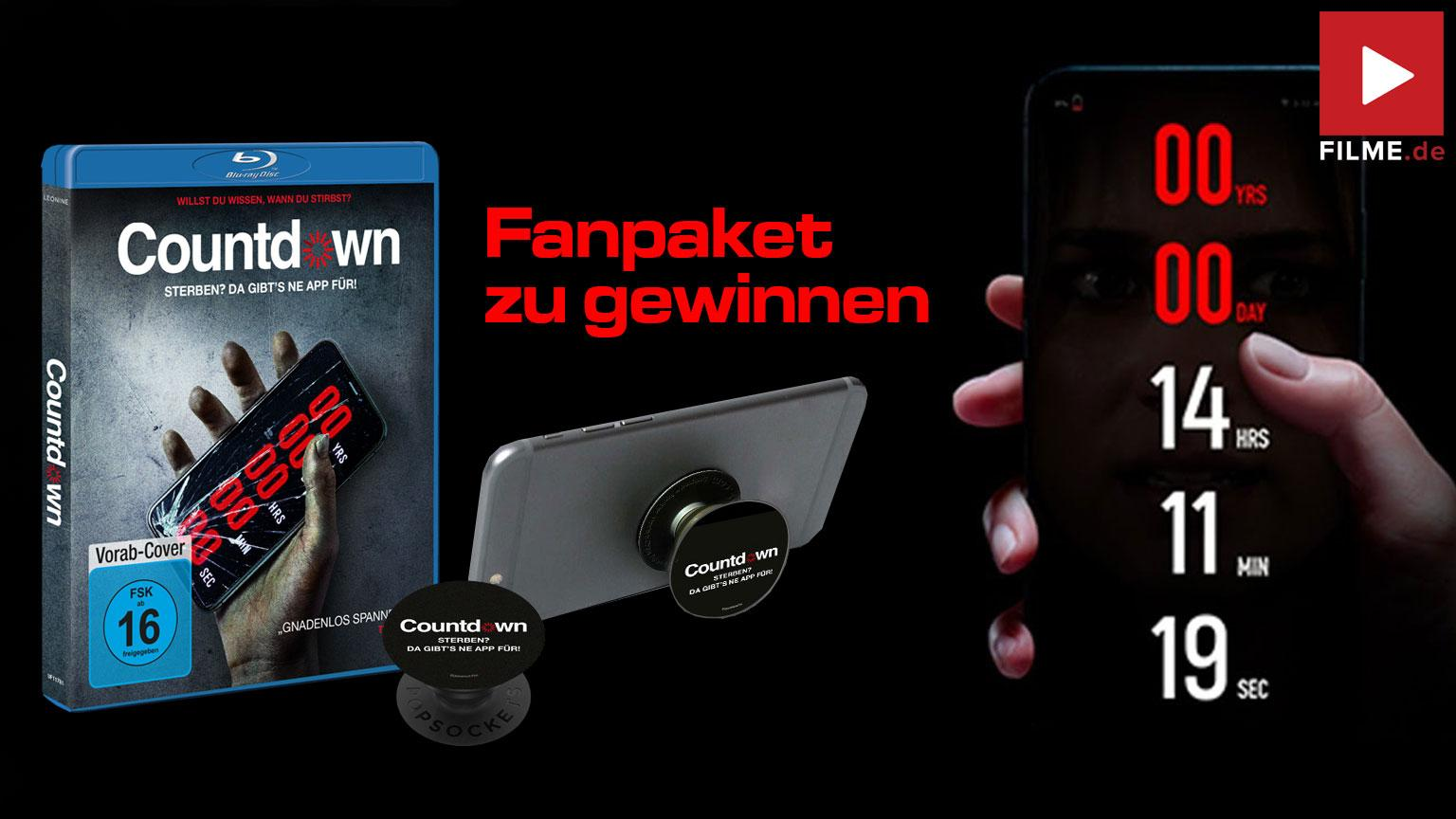 Countdown Fanpaket Gewinnspiel Artikelbild gewinnen shop kaufen