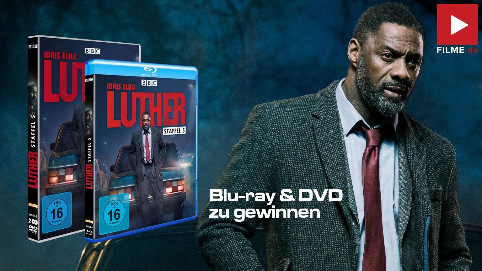 Luther Neue Staffel