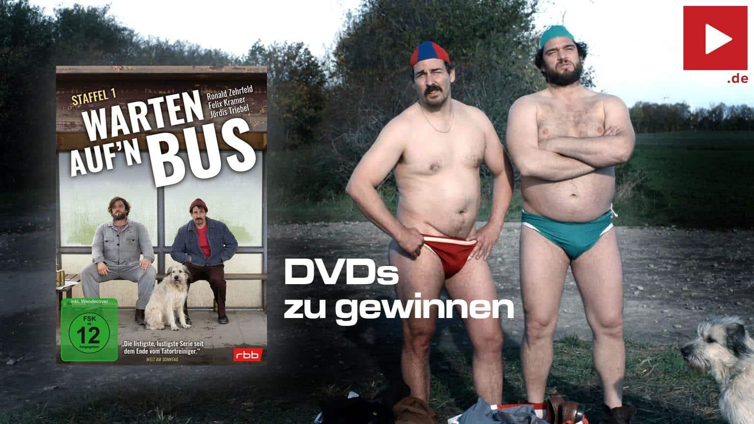 Warten auf'n Bus - Staffel 1 - [DVD] Gewinnspiel Artikelbild shop kaufen