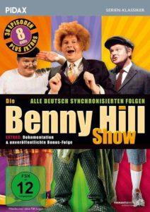 Benny Hill Show Review News Kritik Film Kaufen Serie Shop