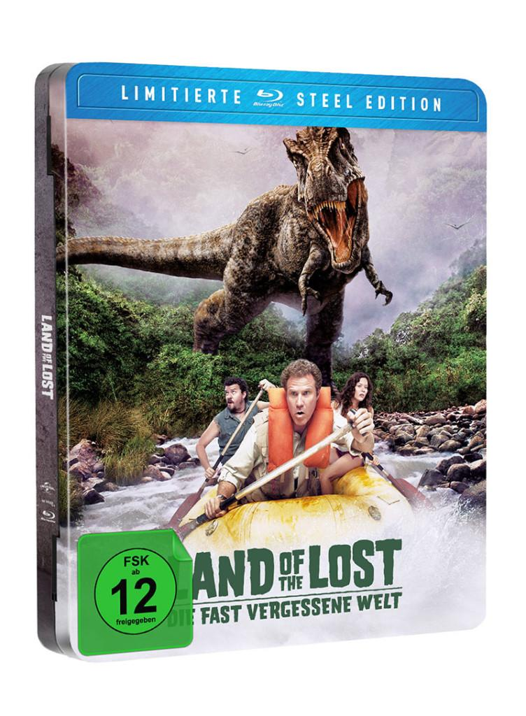 DIE FAST VERGESSENE WELT 2009 Film Kaufen Steel Edition News Kritik