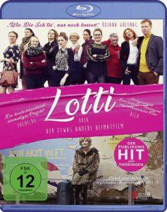 lotti der etwas andere heimatfilm Film 2020 Blu-ray Cover shop kaufen Kritik
