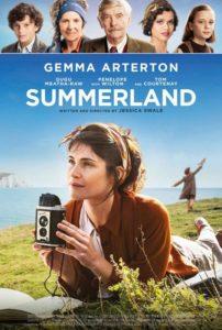SUMMERLAND Film 2020 Kino Plakat
