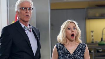The Good Place - Season 1 [Blu-ray] Cover shop kaufen Review Artikelbild