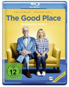 The Good Place - Season 1 [Blu-ray] Cover shop kaufen Review