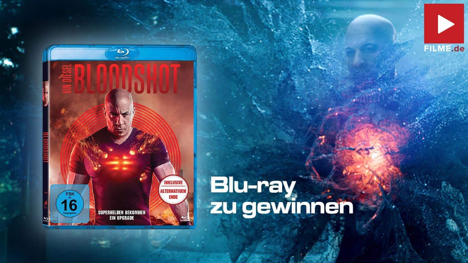 Bloodshot Gewinnspiel Artikelbild Film 2020 Vin Diesel