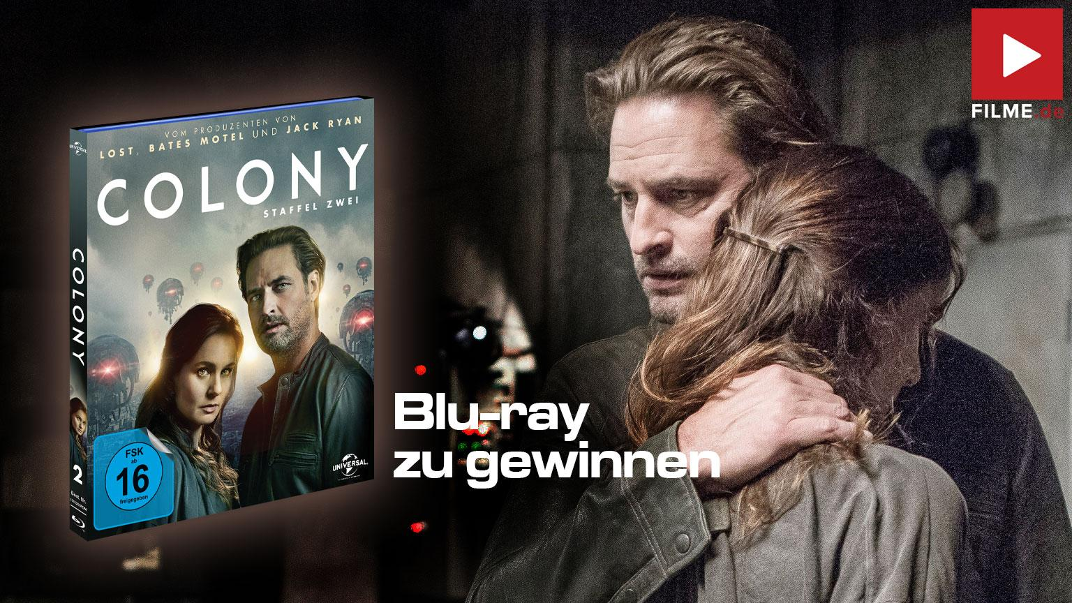 Colony Staffel 2 Gewinnspiel Artikelbild gewinnen shop kaufen Review Kritik