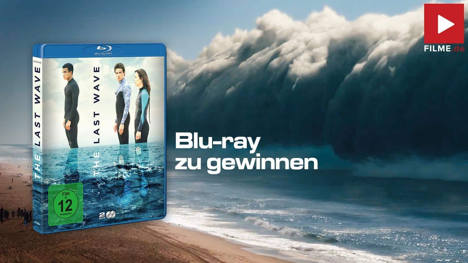 The Last Wave Gewinnspiel Artikelbild[Blu-ray] Cover shop kaufen TV-Mini Serie 2020