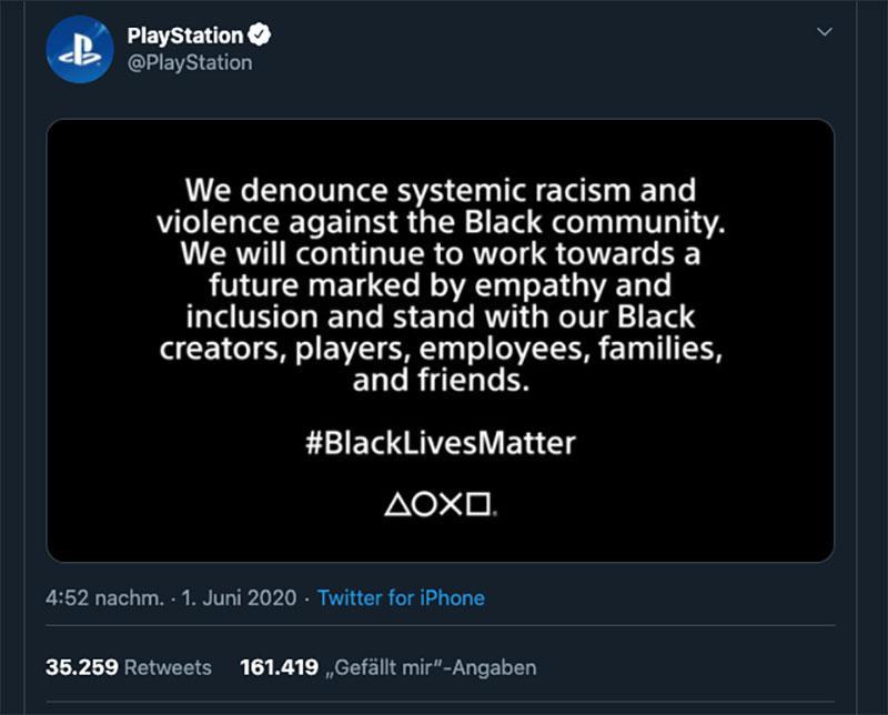 Playstation 5 Enthüllungsparty 2020 Kritik News Twitte Spiele Playstation Kaufen Shop