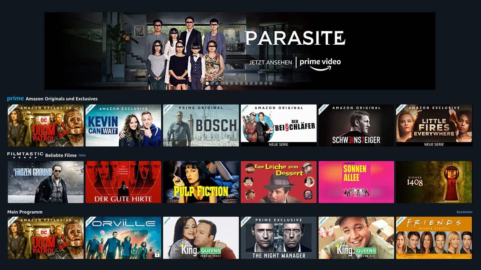 Amazon Prime Filme Neu Kostenlos