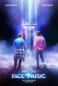 Bill & Ted face the music Film 2020 Kino Plakat