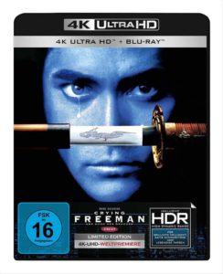 CRYING FREEMAN Sohn des Drachen 1995 Film UHD 4K Kaufen Shop News Kritik